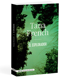 El explorador - Tana  French